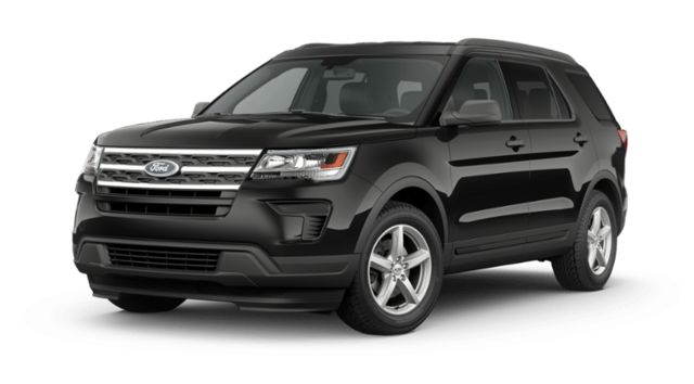 2019 Ford Explorer 7L Sport Utility Vehicle